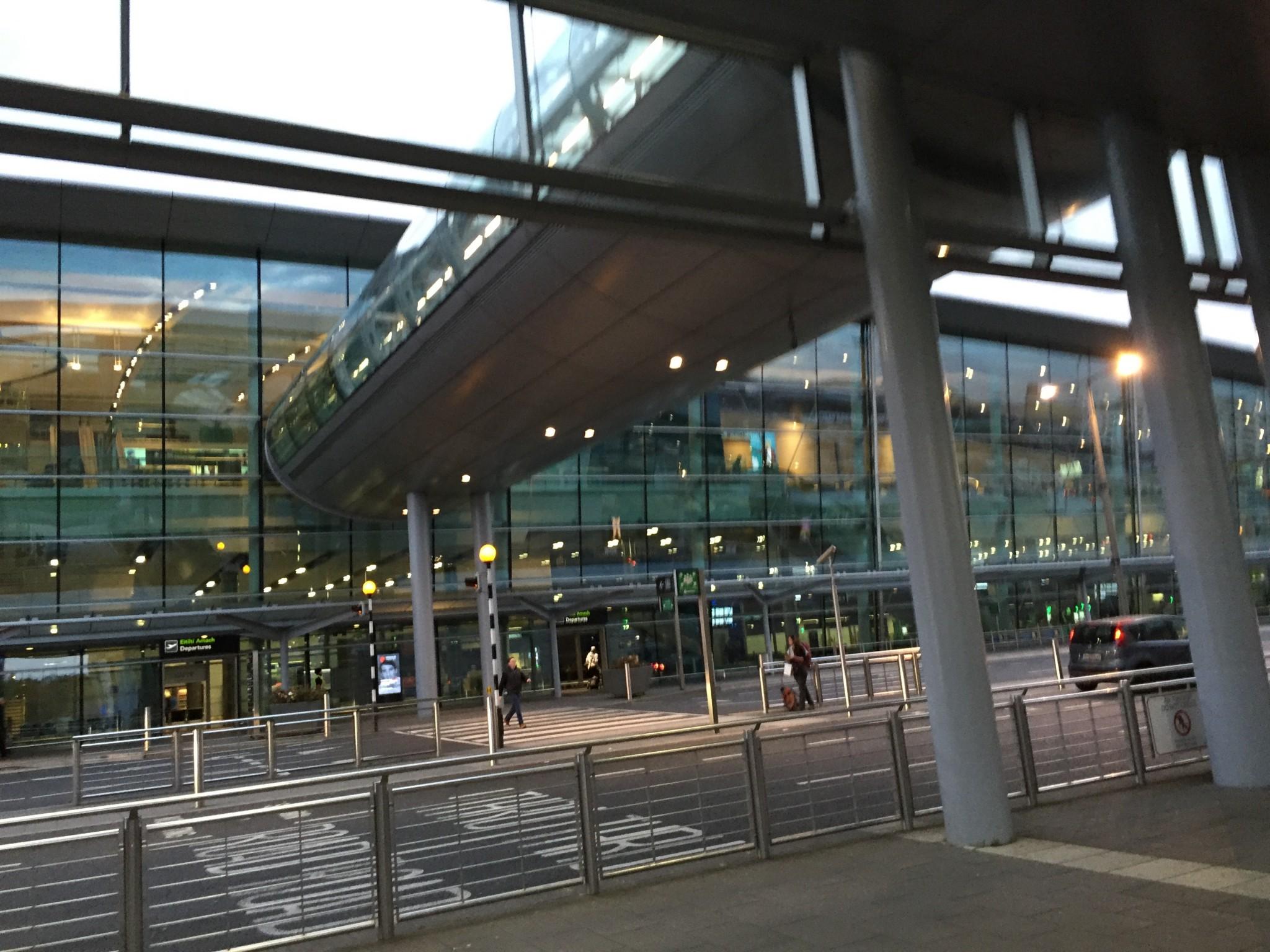 ダブリン空港
