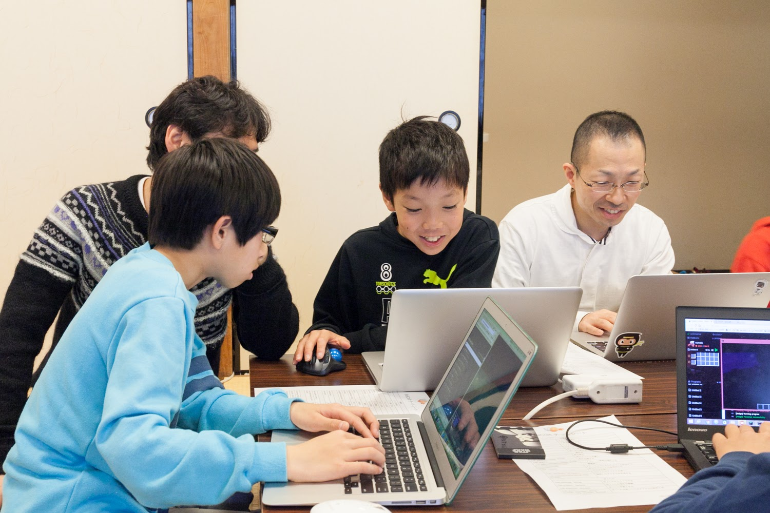 CoderDojoNishinomiya